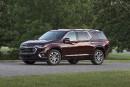 Le nouveau Traverse a perdu quelque 160 kg, dit Chevrolet.... | 6 décembre 2017