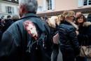 Décès de Johnny Hallyday: un pays en deuil