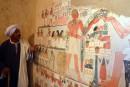 Égypte: découverte de deux nouvelles tombes