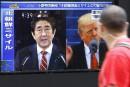 Exercices militaires conjoints entre Tokyo, Séoul et Washington
