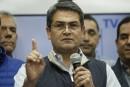 Présidentielle au Honduras: le tribunal électoral confirme l'avance d'Hernandez