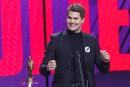 Julien Lacroix a remporté trois prix ce soir :Numéro d'humour... | 10 décembre 2017