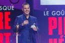 Pierre Hébert a remporté le prix du Spectacle humoristique de... | 10 décembre 2017