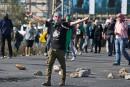 Jérusalem mobilise la rue et la diplomatie