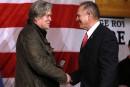 Trump et Bannon interviennent dans l'explosive sénatoriale de l'Alabama