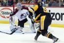 L'Avalanche vient à bout des Penguins 2-1