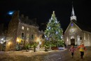 Vieux-Québec: les belles nuits de l'avent