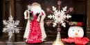 Le choix de décorations pouvant orner la cime des sapins... | 14 décembre 2017