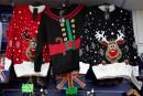 Le pull moche de Noël arrive!