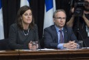 Québec promet de donner suite au rapport Chamberland