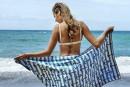 Une serviette de plage «révolutionnaire»