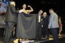 Lemieux-Saunders: la pesée se déroule dans le tumulte