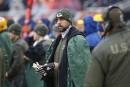 Aaron Rodgers de retour, les Packers rêvent aux séries éliminatoires