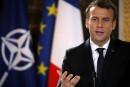Macron juge «inacceptables» les critiques d'Assad contre la France