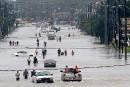 Une année de phénomènes climatiques extrêmes pour la planète