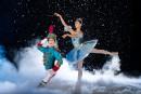 Matthew Cluff (Casse-Noisette) et Myriam Simon (la reine des neiges)... | 20 décembre 2017
