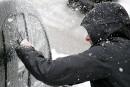Verglas, neige, grésil et pluie au Québec