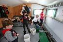 La pêche au poulamon débute mardi à Sainte-Anne-de-la-Pérade