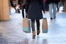 Les dépenses d'après Noël des Canadiens seront assez élevées