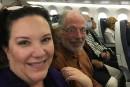 Rencontre en altitude: les États-Unis deSarah et James