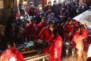 Syrie: plus de 400 patients n'ont pu être évacués d'une banlieue de Damas