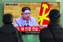 «Le bouton nucléaire est toujours sur mon bureau», ditKim Jong-Un