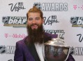 Brent Burns a gagné le Trophée James Norris l'an dernier... | 2 janvier 2018