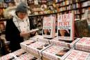Les ventes du livre de Michael Wolff sur Donald Trump en première place