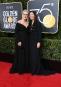 Meryl Streep s'est présentée avec la directrice de l'Alliance nationale... | 7 janvier 2018