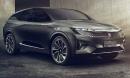 La Byton sera une voiture connectée.... | 8 janvier 2018