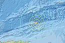 Séisme de magnitude 7,6 au large du Honduras