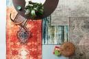 Rouge «caliente»:La couleur riche et saturée du tapis Médaillon modernise... | 11 janvier 2018