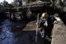 Plusieurs dizaines de disparus après les coulées de boue en Californie