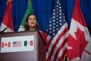 ALENA: le Canada salue la proposition constructive de Trump