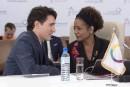 Propos de Trump: Michaëlle Jean outrée, Trudeau ne commente pas<strong></strong>
