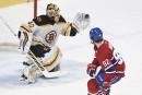 Les Bruins arrachent la victoire au Canadien