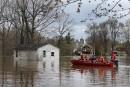 Inondations: la majorité des municipalités n'a pas de plan d'urgence à jour