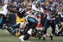 Les Jaguars surprennent les Steelers 45-42