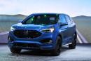 Le Ford Edge ST.... | 15 janvier 2018