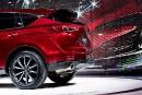 L'Acura RDX, un prototype qui est sans doute le véhicule... | 15 janvier 2018