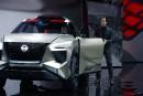 Alfonso Albaisa, le patron du design chez Nissan, présent le... | 15 janvier 2018