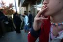Le taux de fumeurs stagne chez les jeunes