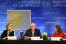 Une solution diplomatique est possible avec la Corée du Nord, dit Freeland