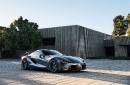 L'tude FT-1 de Toyota, dont s'inspirera la future Toyota Supra.... | 18 janvier 2018