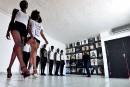 Les mannequins africains courtisés