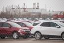 La production automobile canadienne a reculé en 2017