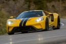 Ford GT - Compte tenu de la production très limitée... | 19 janvier 2018