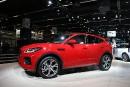 Jaguar au Salon de l'auto : Toutes griffes dehors