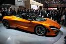 McLaren au Salon de l'auto : guerre ouverte