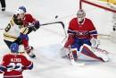 David Pastrnak et les Bruins assomment le Canadien